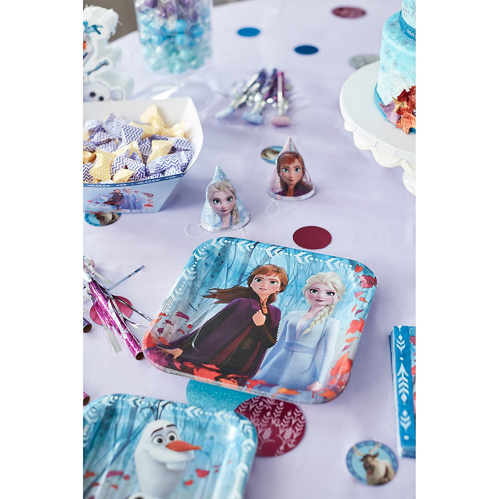 Nav Item for Frozen 2 Dessert Plates 8ct Image #3