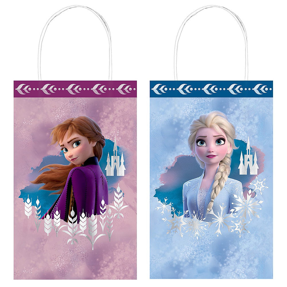 Nav Item for Frozen 2 Favor Bags 8ct Image #1