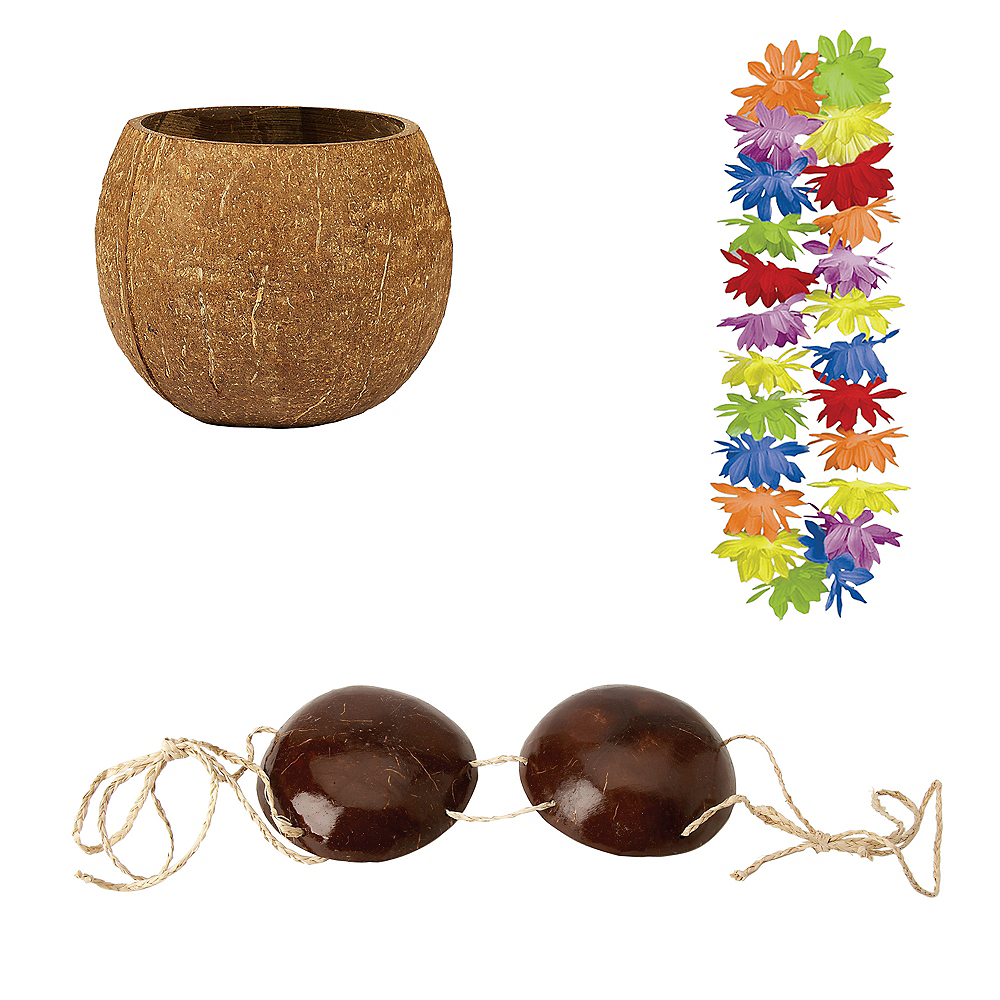 Coconut Party Beach Kit Image #1