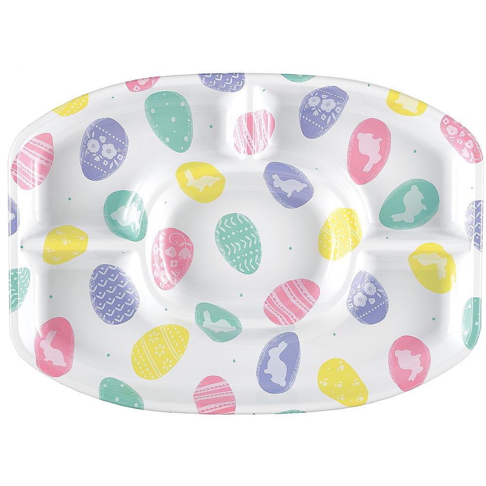 Easter Egg Sectional Platter Image #1