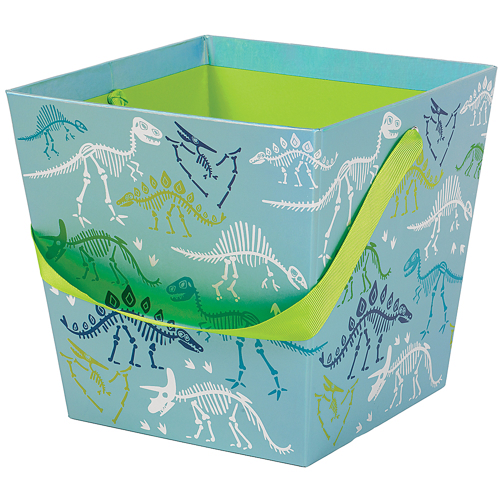 Nav Item for Iridescent Dinosaur Fossils Basket Image #1