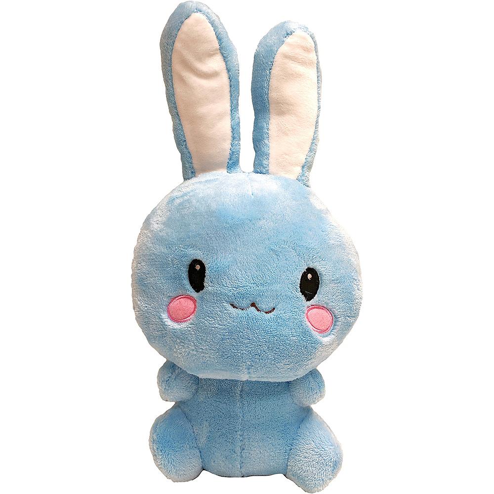 Kawaii Blue Bunny Plush Image #1