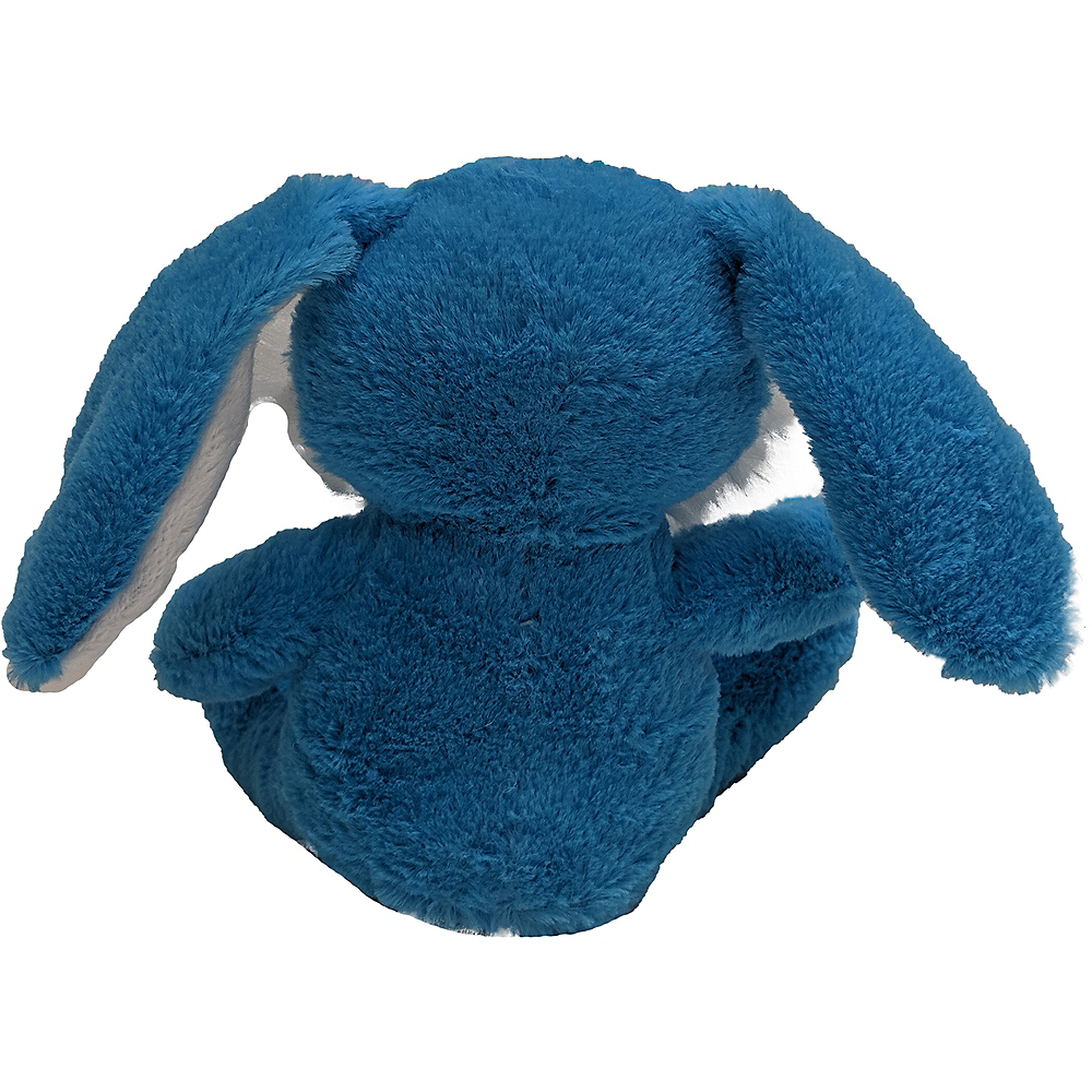 Nav Item for Blue Bowtie Easter Bunny Plush Image #3