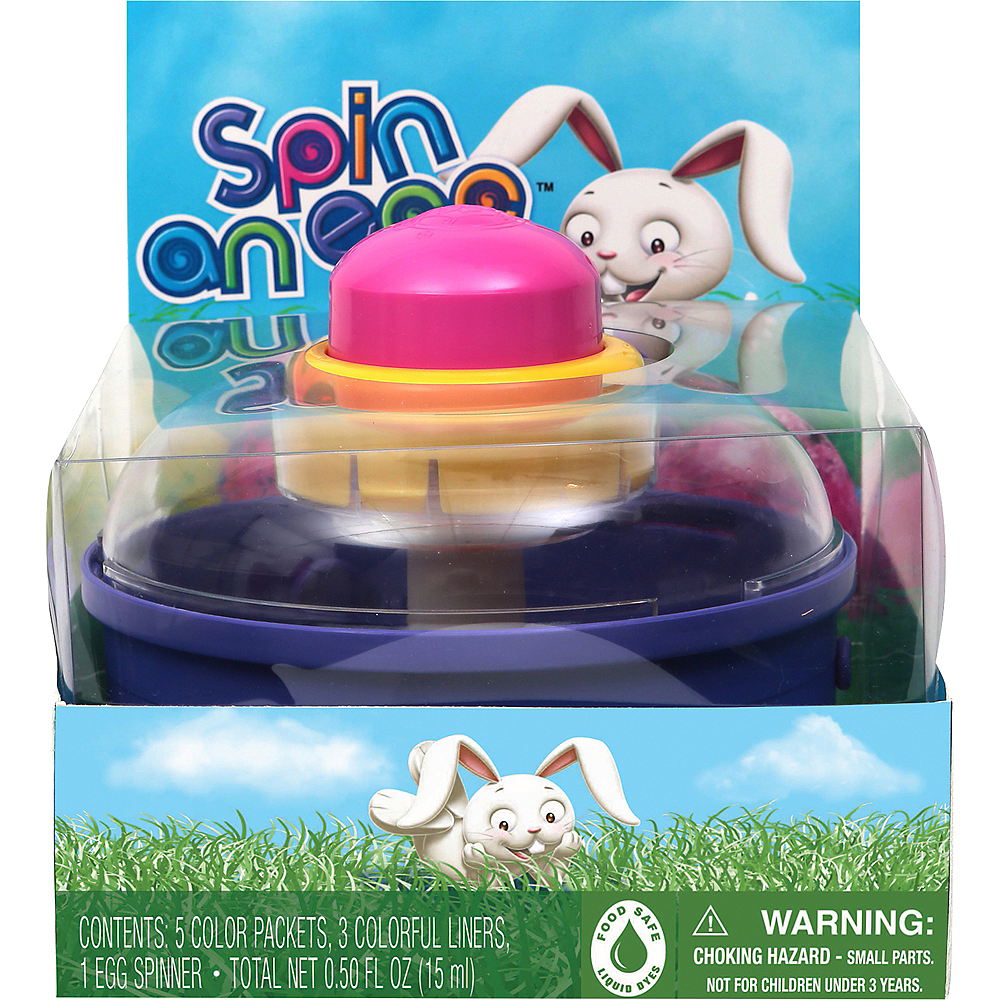 Spin an Egg Dye Kit Image #1
