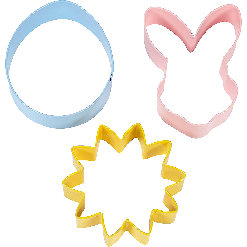 Wilton Easter Cookie Cutter Set 3pc Image #1