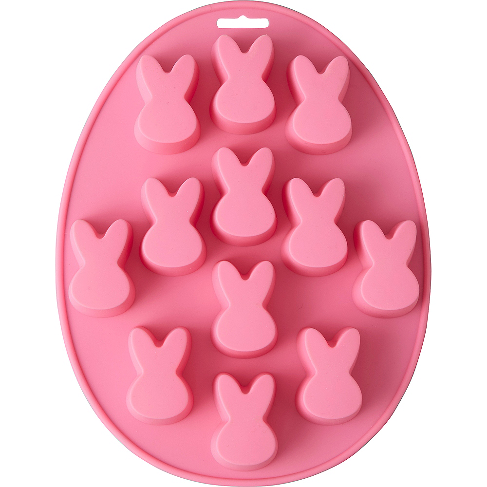Wilton Easter Bunny Treat Mold Image #3