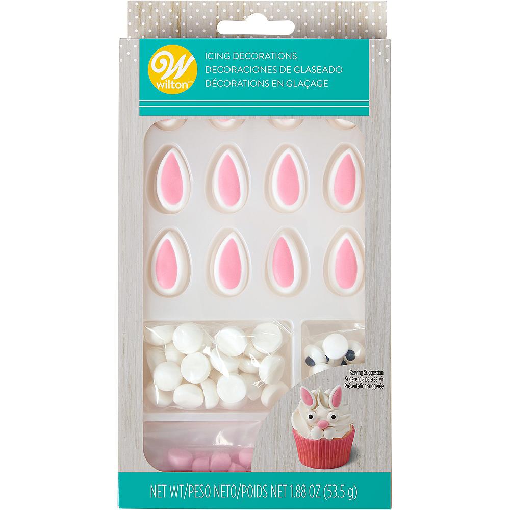 Wilton Bunny Face Icing Decoration Kit Image #1