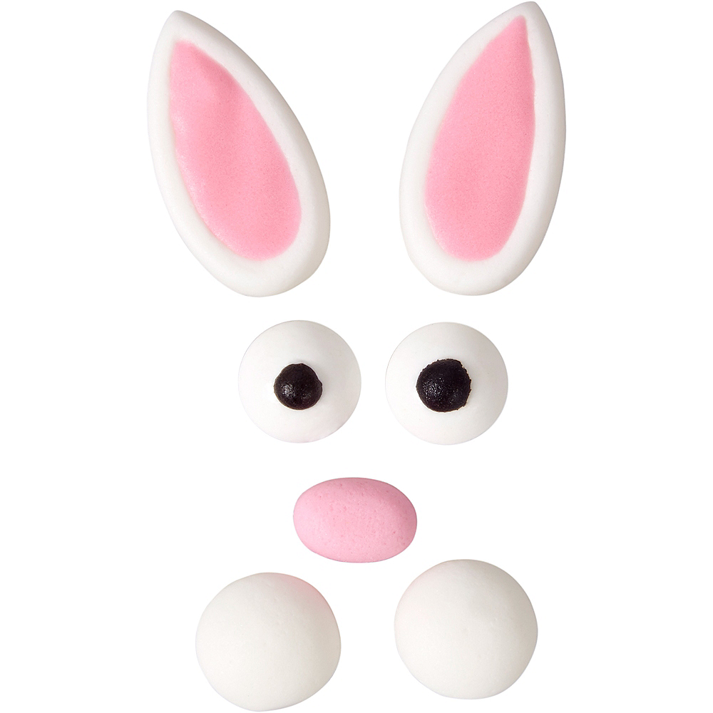 Wilton Bunny Face Icing Decoration Kit Image #2