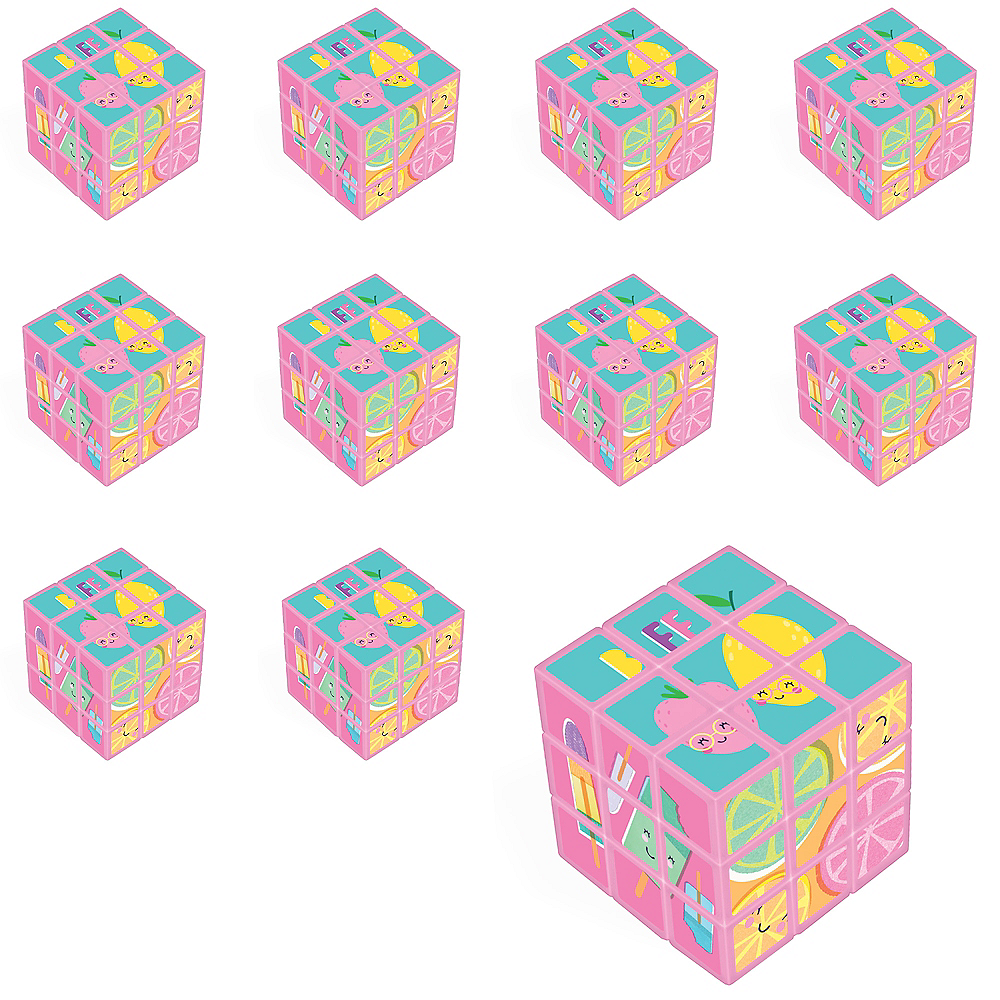 Too Sweet Puzzle Cubes 24ct Image #1