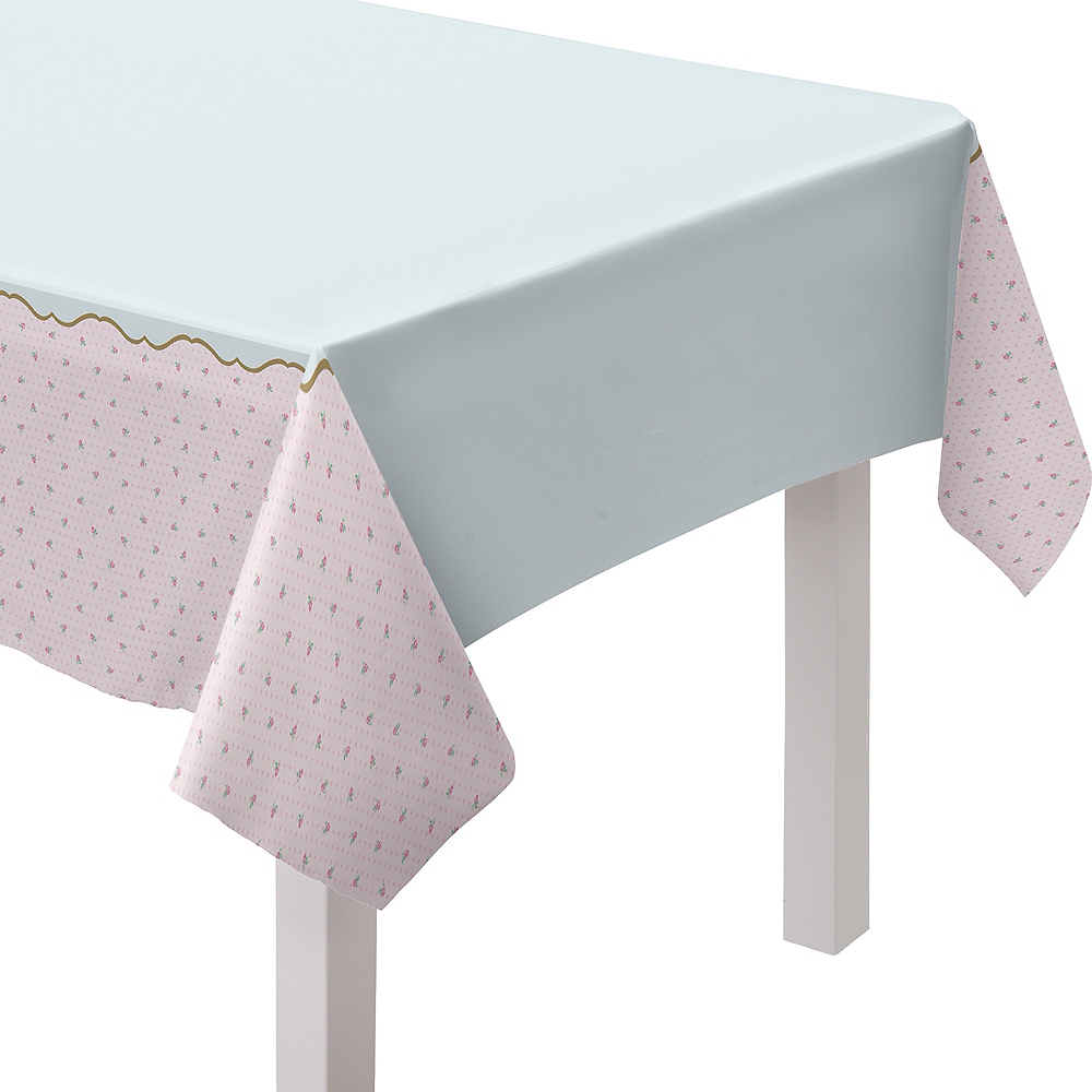 Tea Party Table Cover Image #1