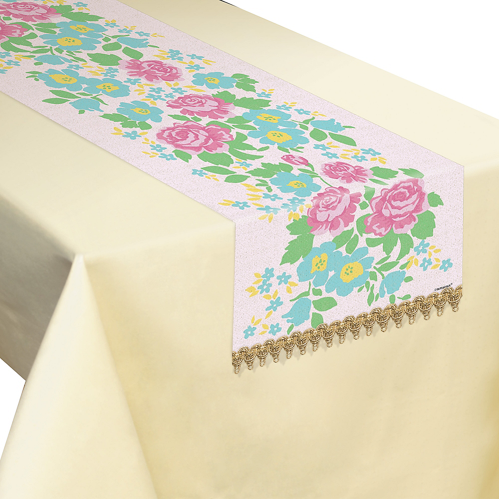 Tea Party Table Runner Image #1