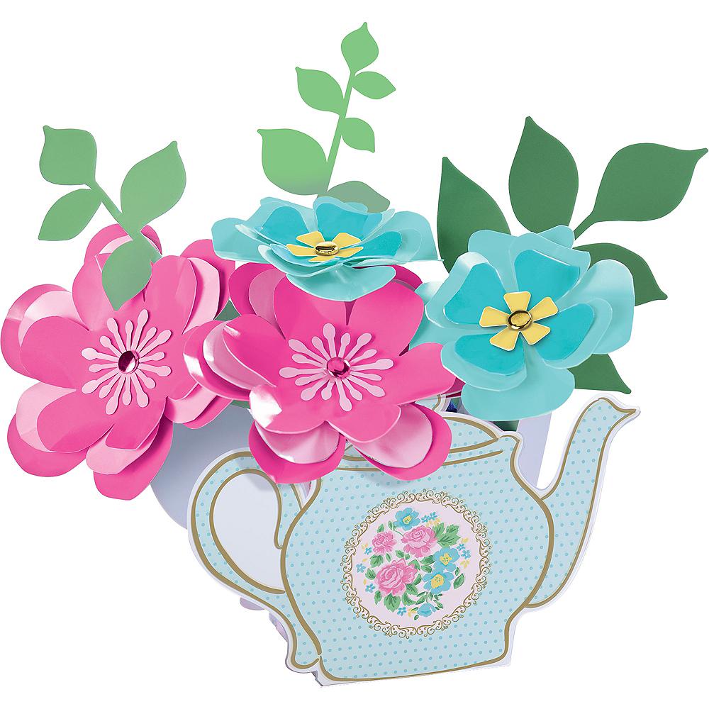 Tea Party Teapot Centerpiece Image #1