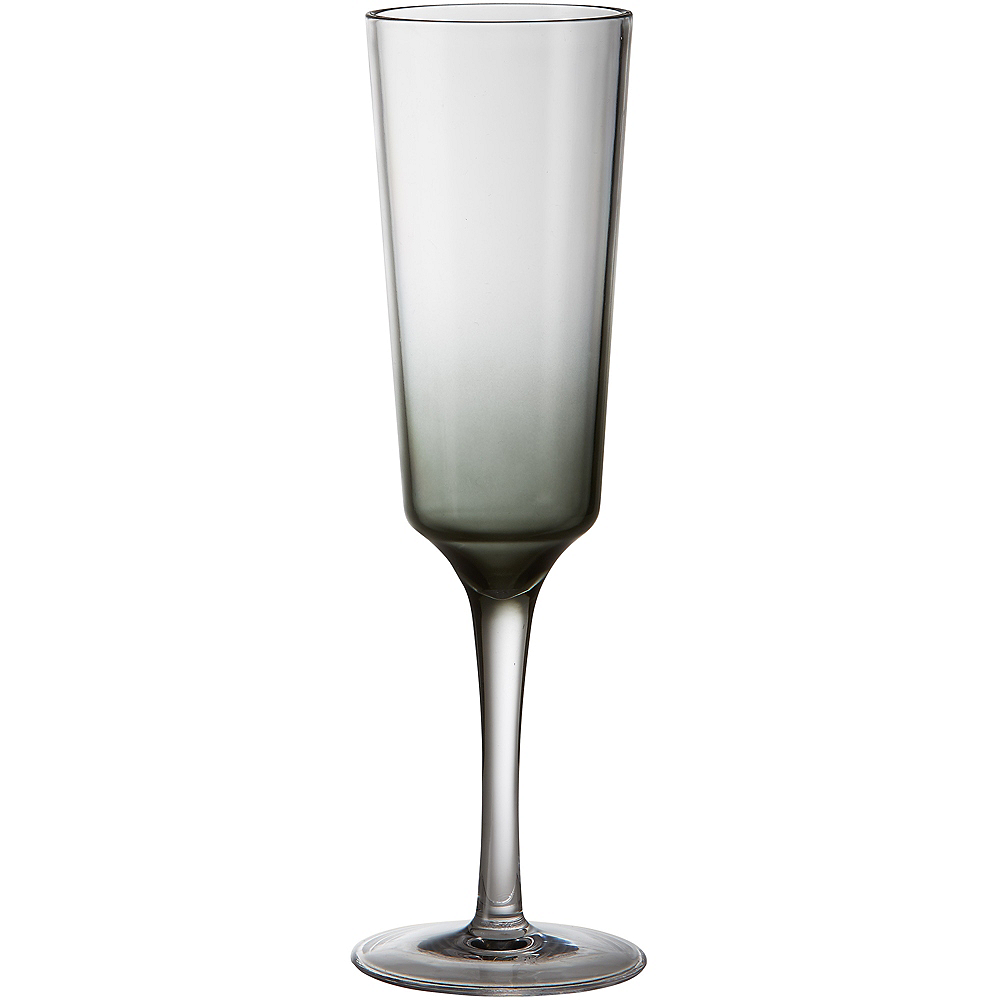 Nav Item for Ombre Premium Acrylic Champagne Flute Image #1