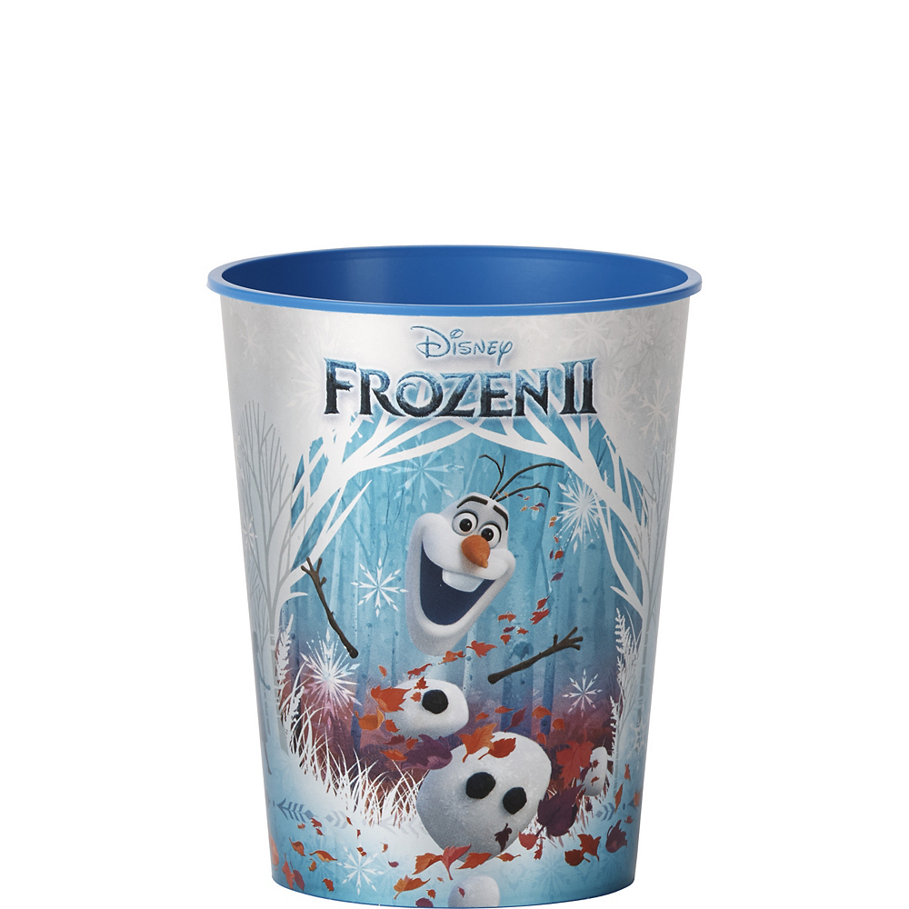 Nav Item for Olaf Favor Cup - Frozen 2 Image #1
