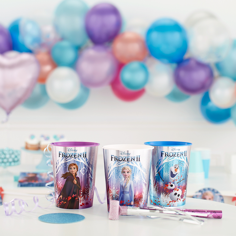 Elsa Favor Cup - Frozen 2 Image #2