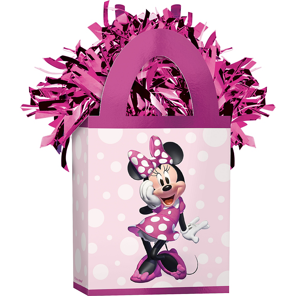 Minnie Mouse Forever Balloon Weight Image #1