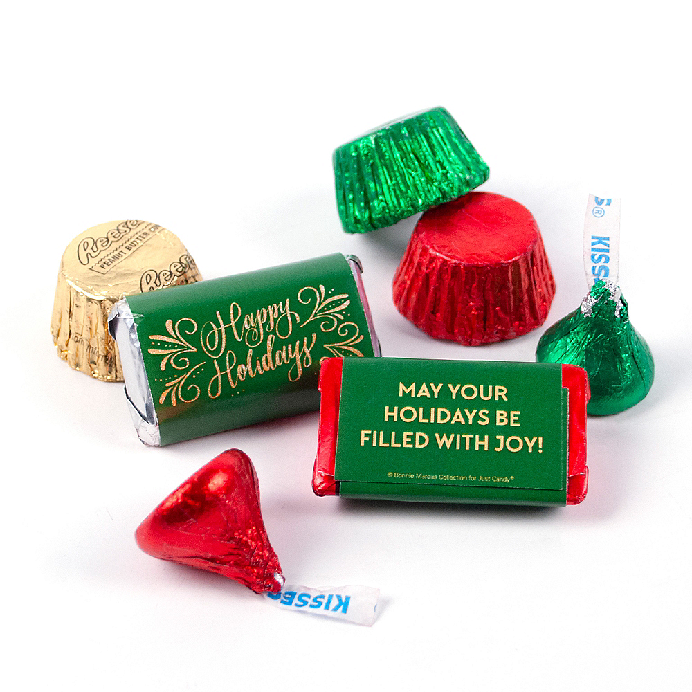 Happy Holidays Hershey's Mix 180pc Image #2