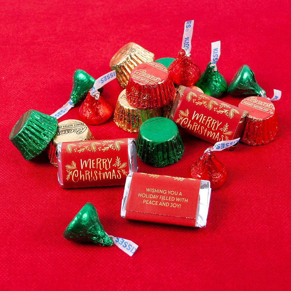 Merry Christmas Hershey's Mix 180pc Image #3