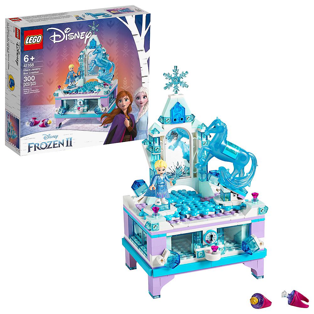Lego Disney Frozen II Elsa's Jewelry Box Creation 300pc - 41168 Image #1