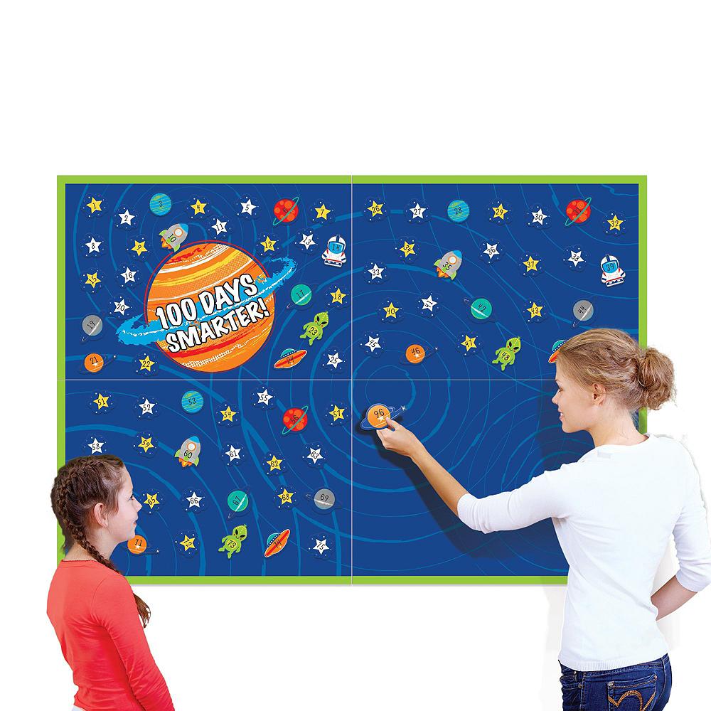 100 Days of School Classroom Decoration & Photobooth Supplies Image #2