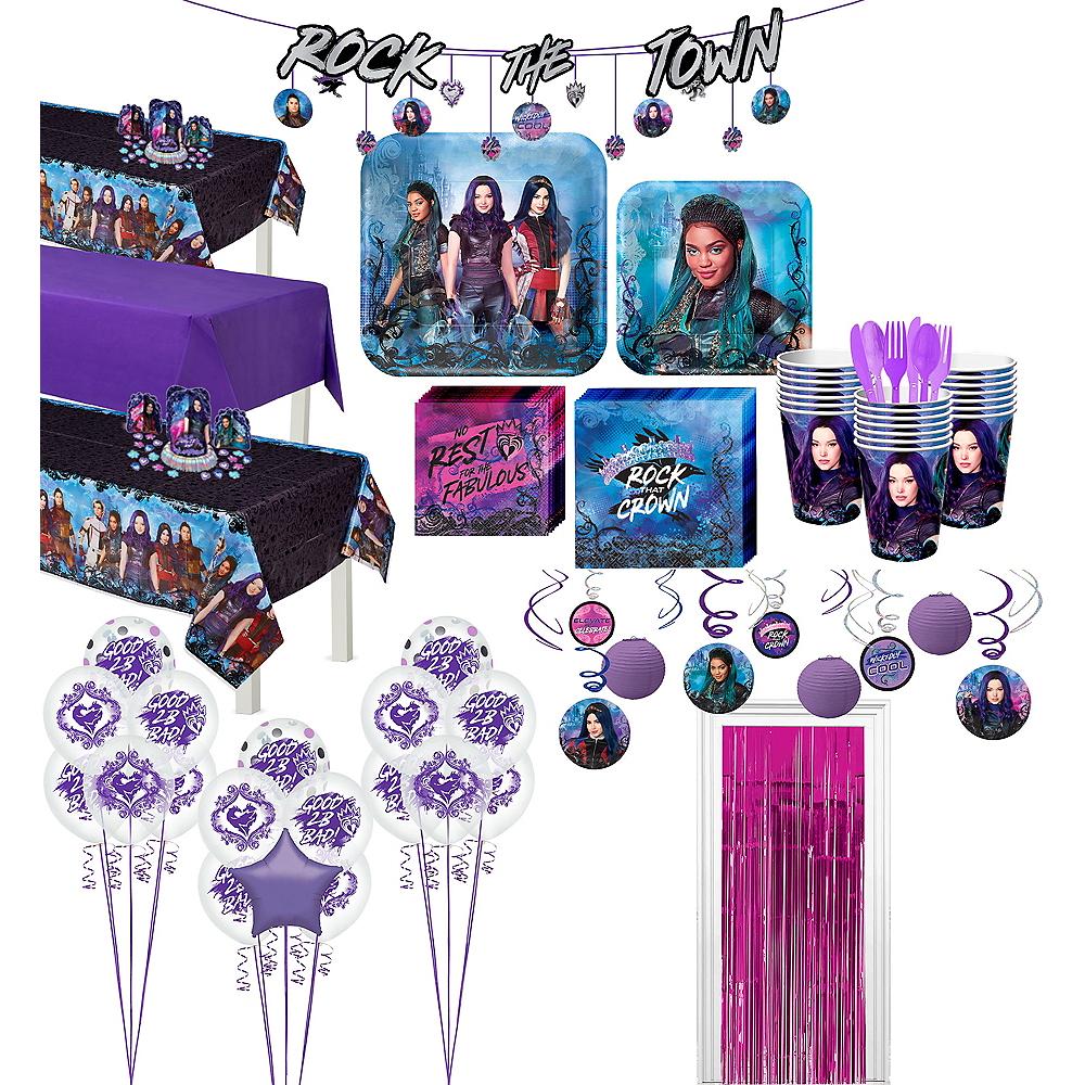 Super Descendants 3 Party Kit for 24 Guests Image #1