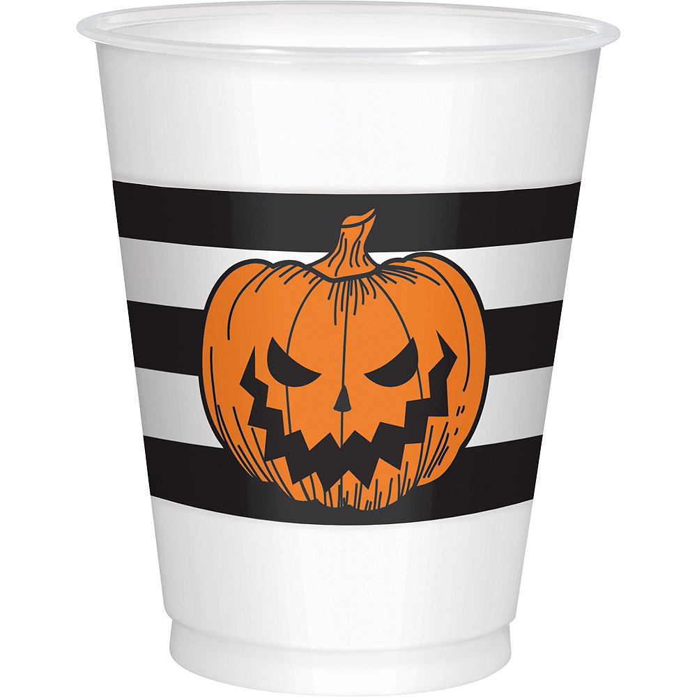 Super Hallows' Eve Tableware Kit for 36 Guests Image #6