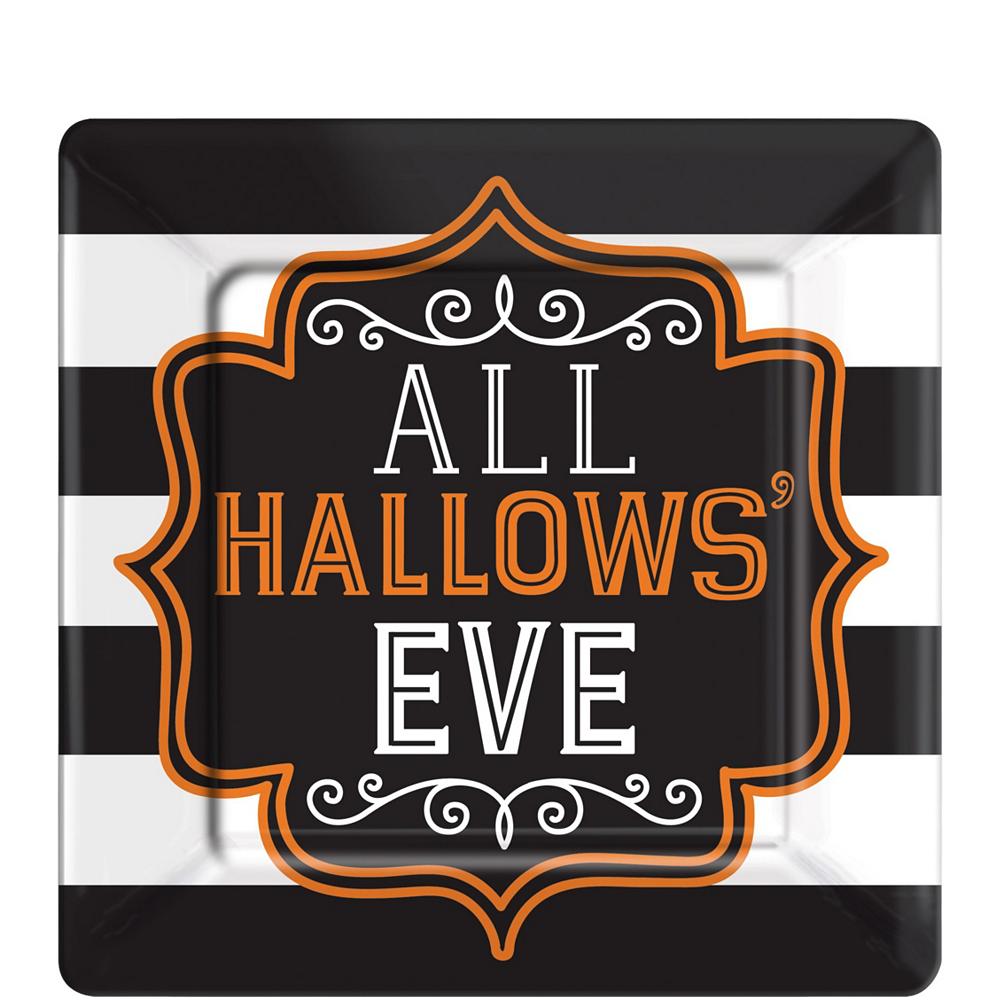 Super Hallows' Eve Dessert Tableware Kit for 36 Guests Image #2