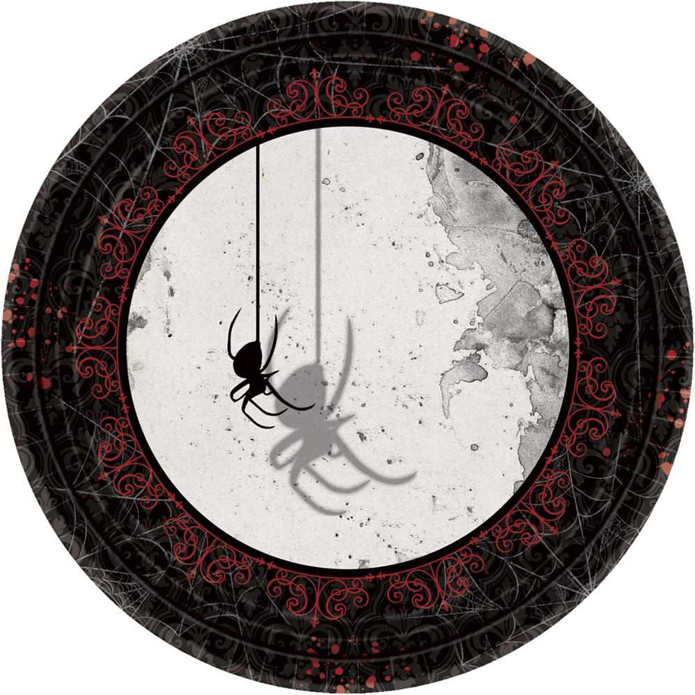 Super Dark Manor Tableware Kit for 16 Guests Image #2