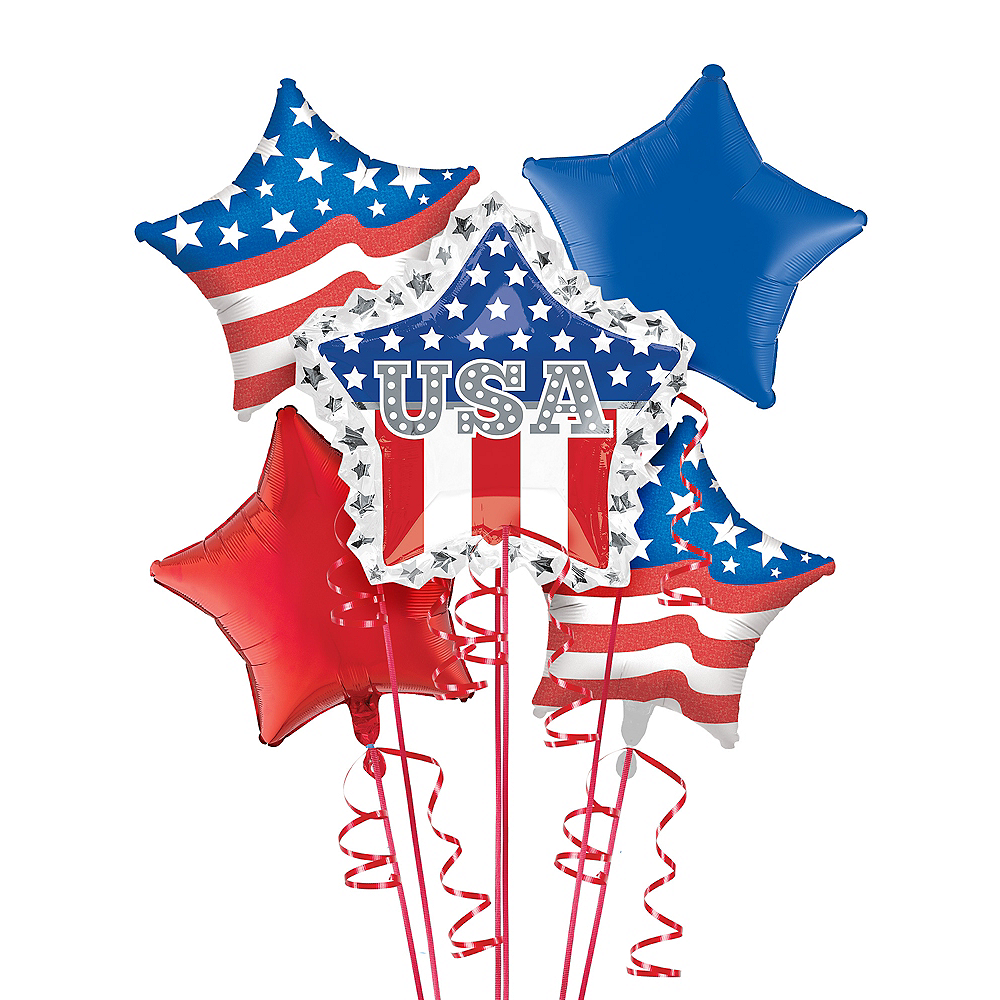 Proud American Balloon Kit Image #1