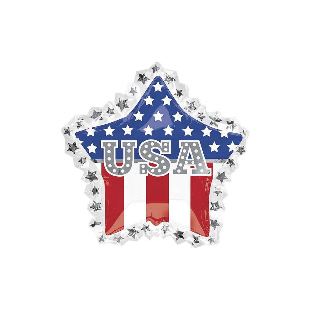 Proud American Balloon Kit Image #4