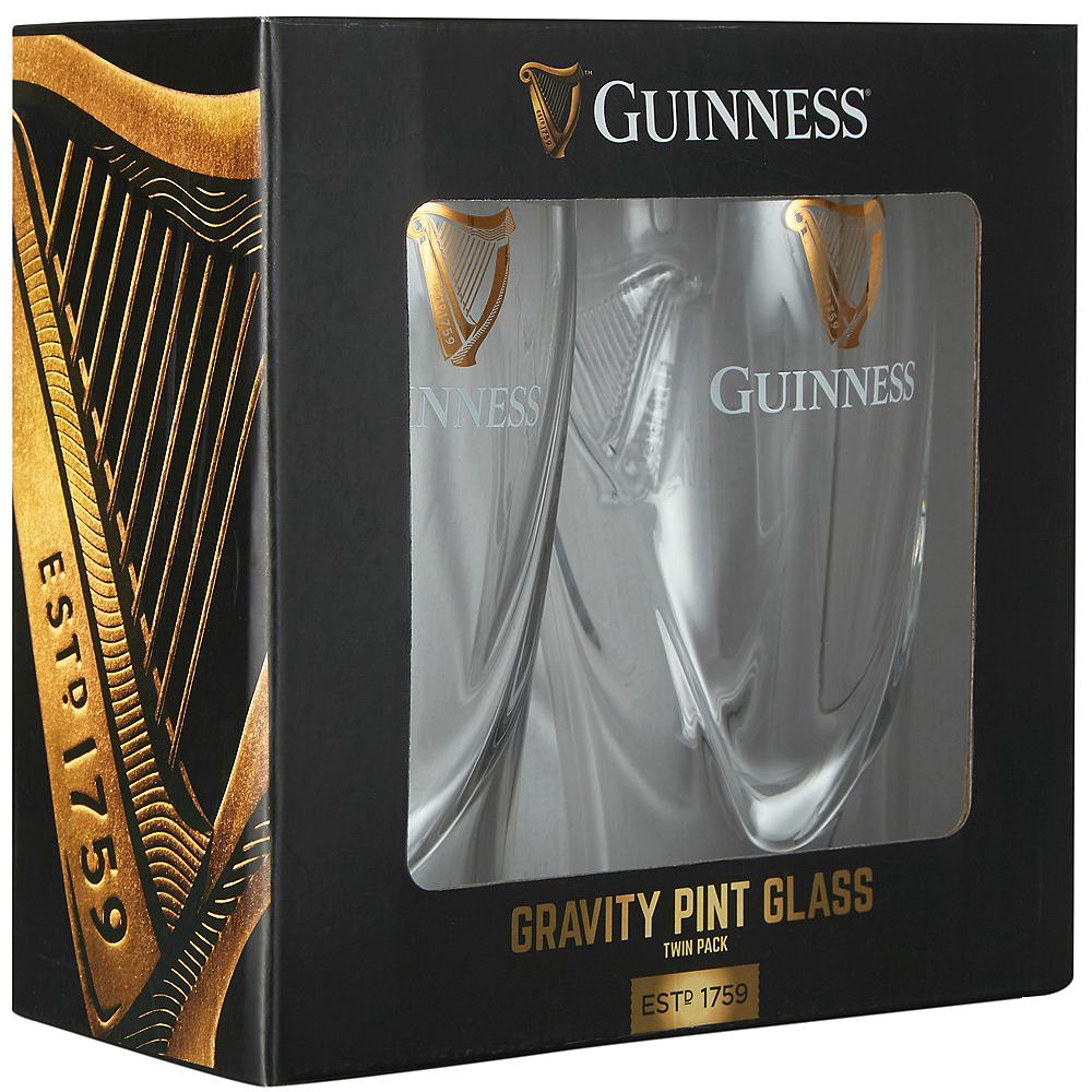 Guinness Gravity Glasses 2ct Image #1