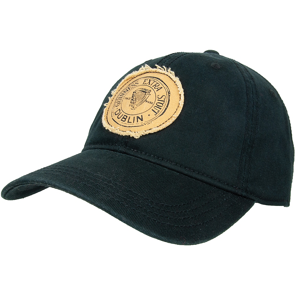 Adult Guinness Stout Baseball Hat Image #1