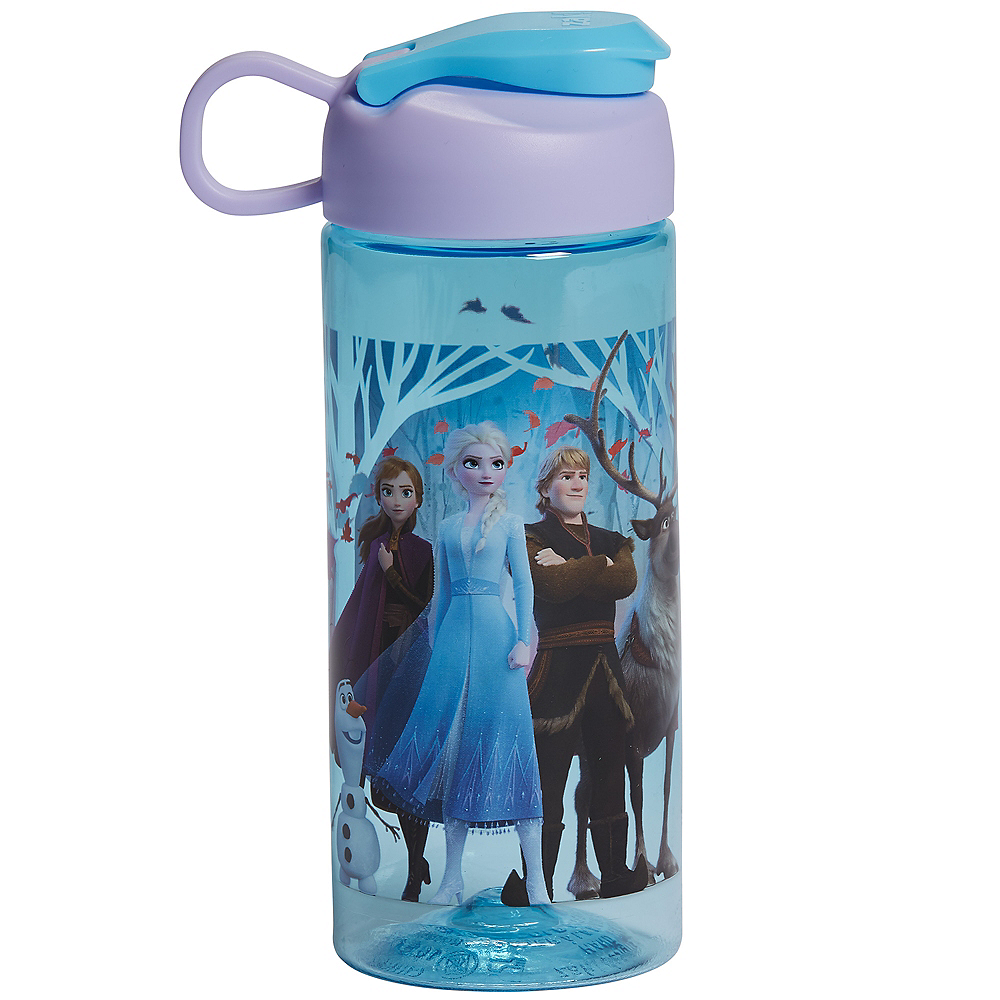 Frozen 2 Water Bottle Image #1