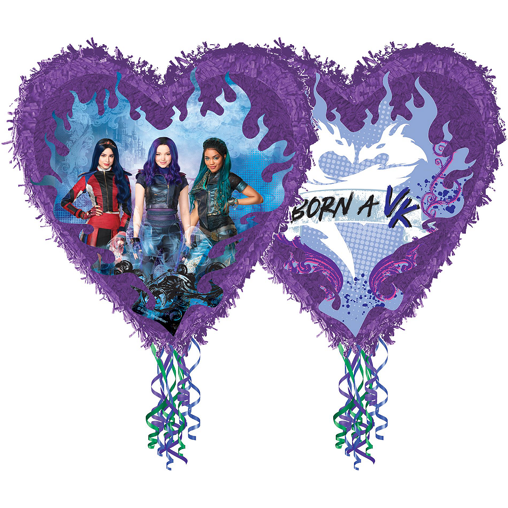 Descendants 3 Pinata Kit with Candy Image #2