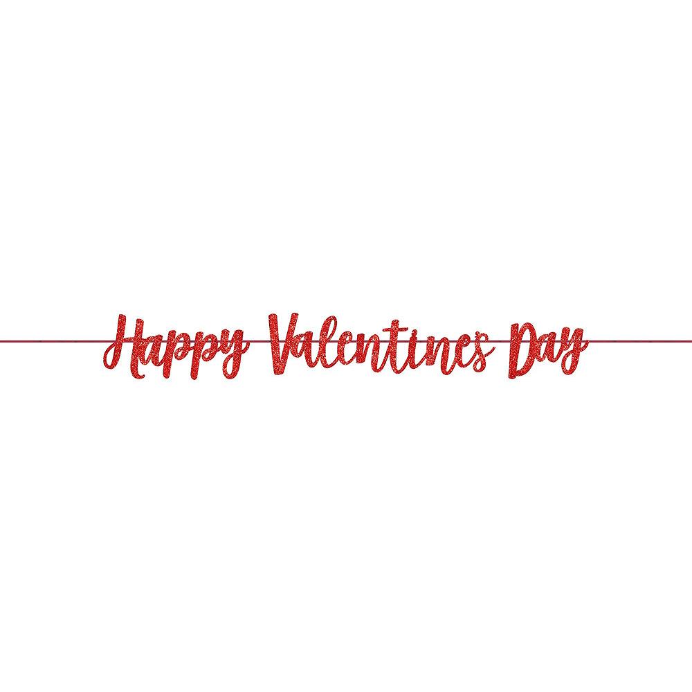 Valentine's Day Room Decorating Mega Value Pack Image #2