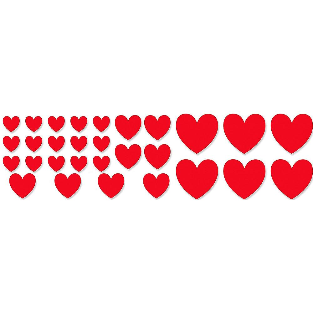 Valentine's Day Room Decorating Mega Value Pack Image #4