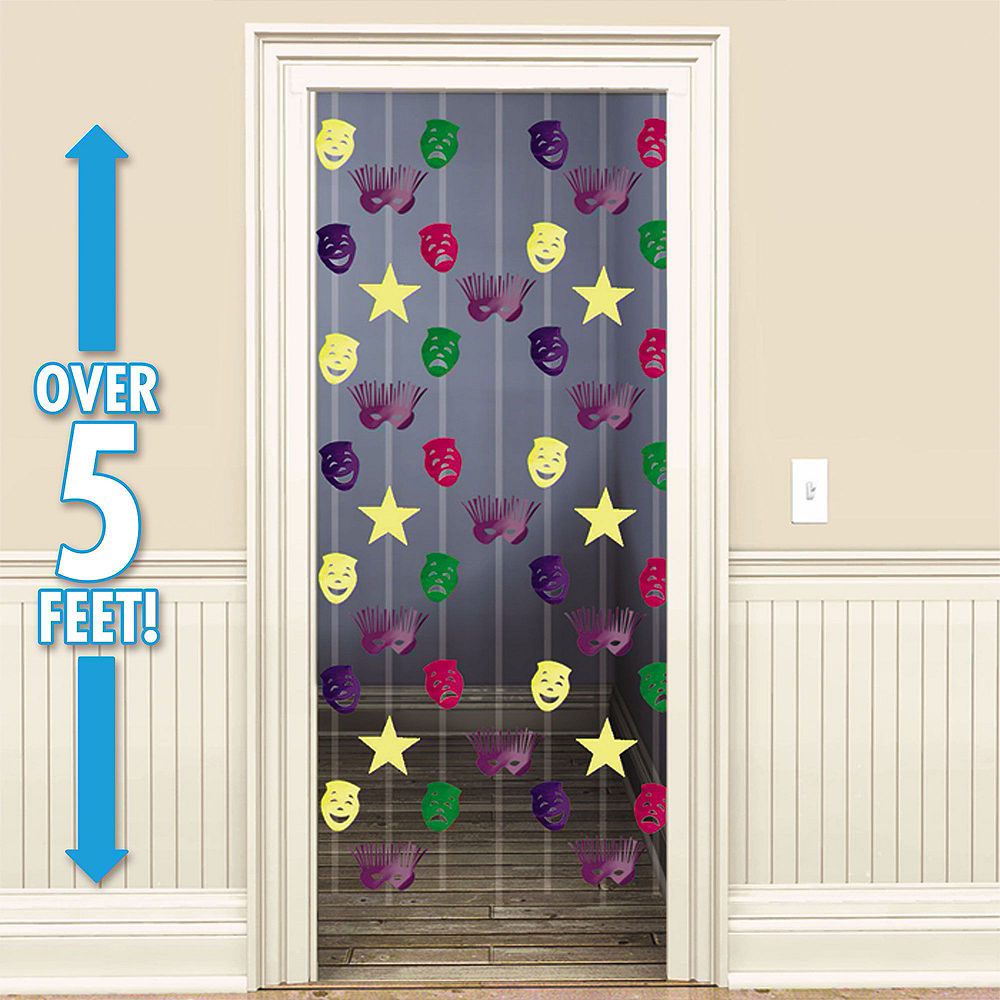 Mardi Gras Room Decorating Mega Value Pack Image #3