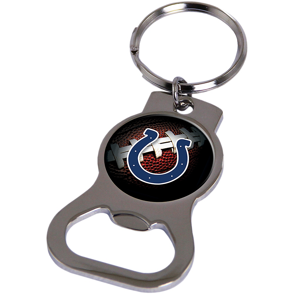 Nav Item for Indianapolis Colts Bottle Opener Keychain Image #1