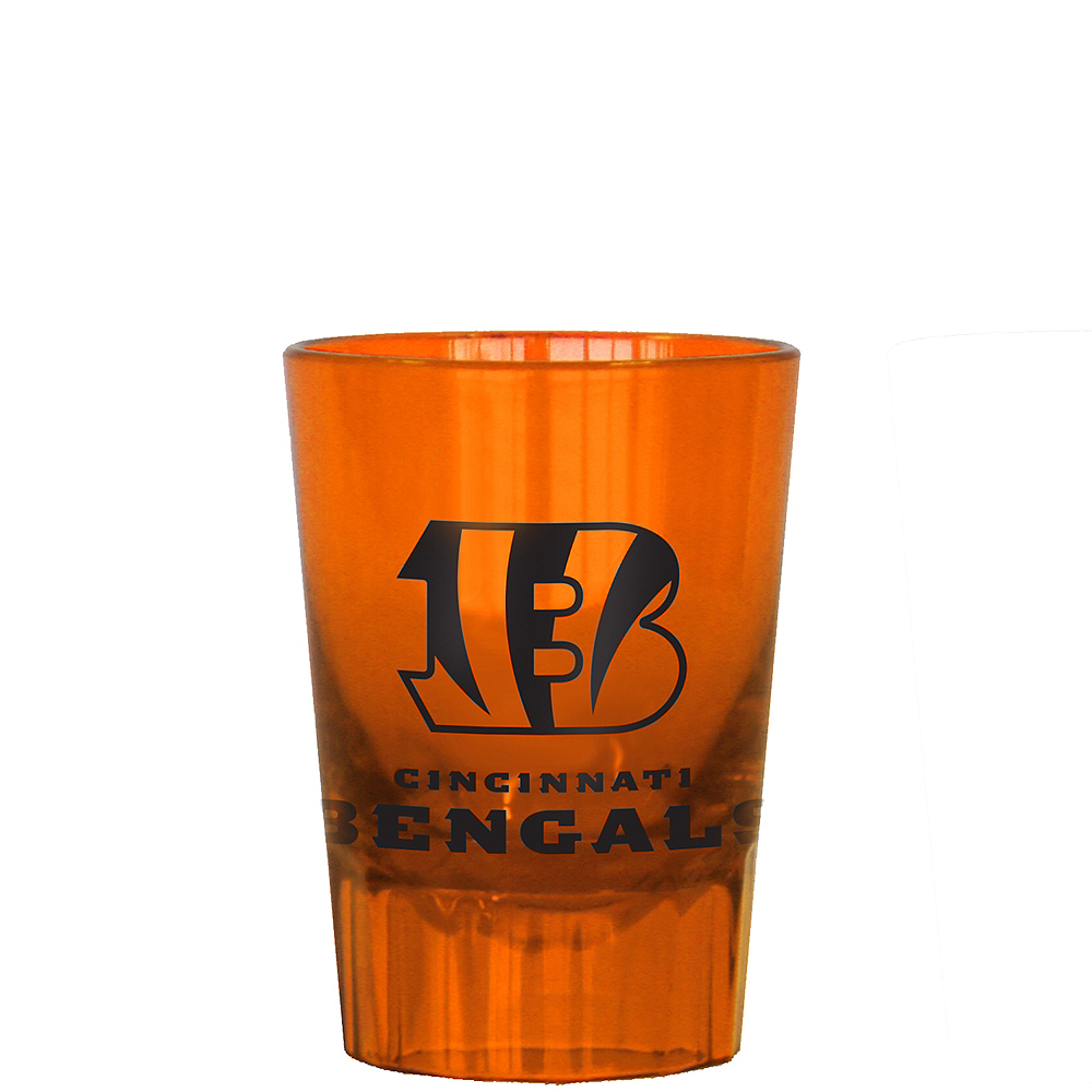 Cincinnati Bengals Shot Glass Image #1