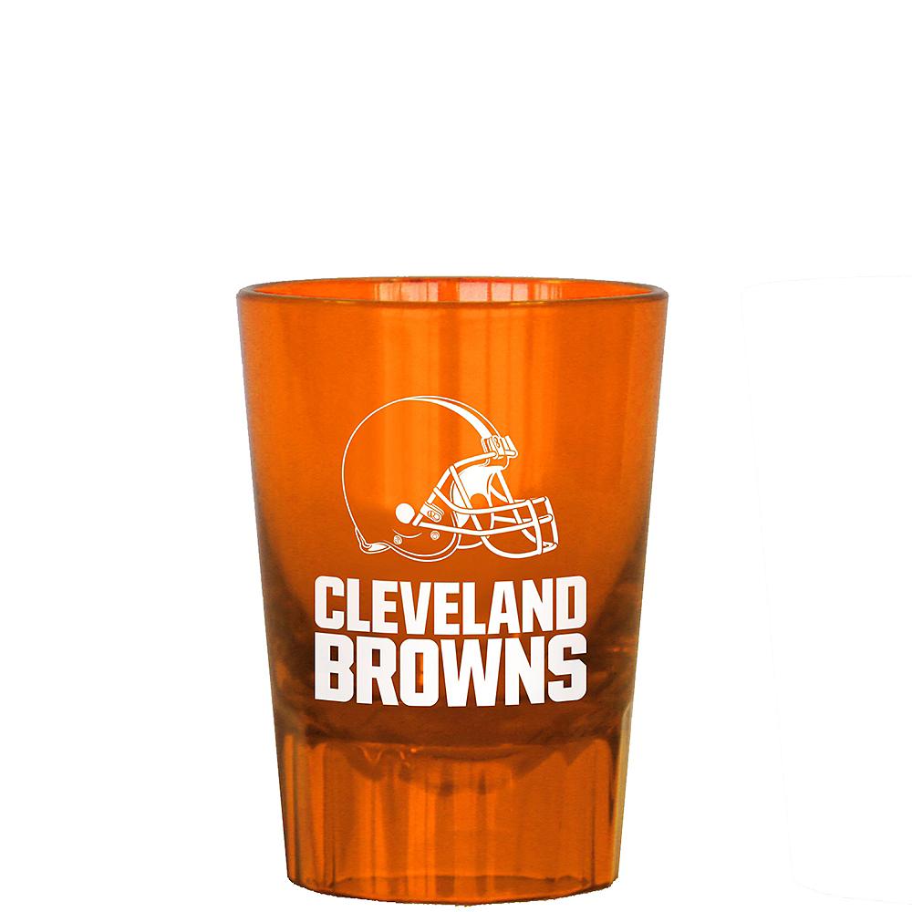 Cleveland Browns Shot Glass Image #1