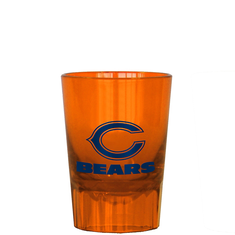 Chicago Bears Shot Glass Image #1