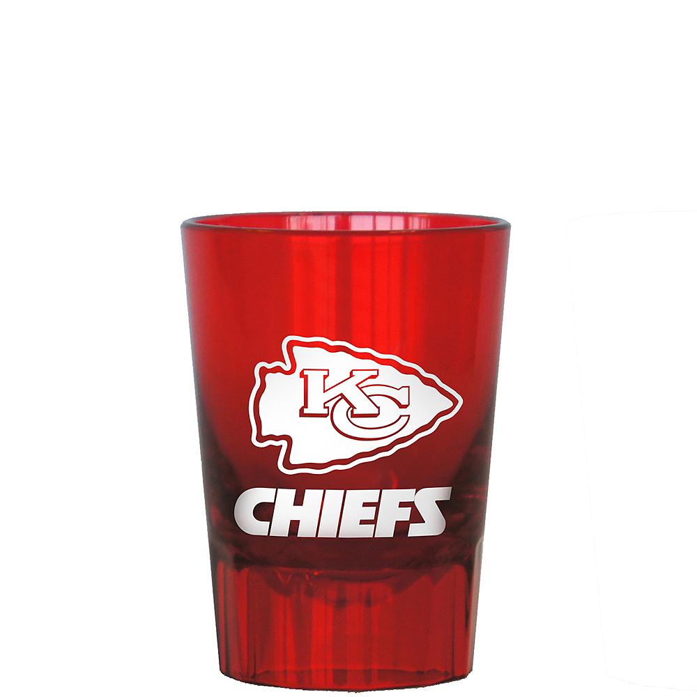 Kansas City Chiefs Shot Glass Image #1