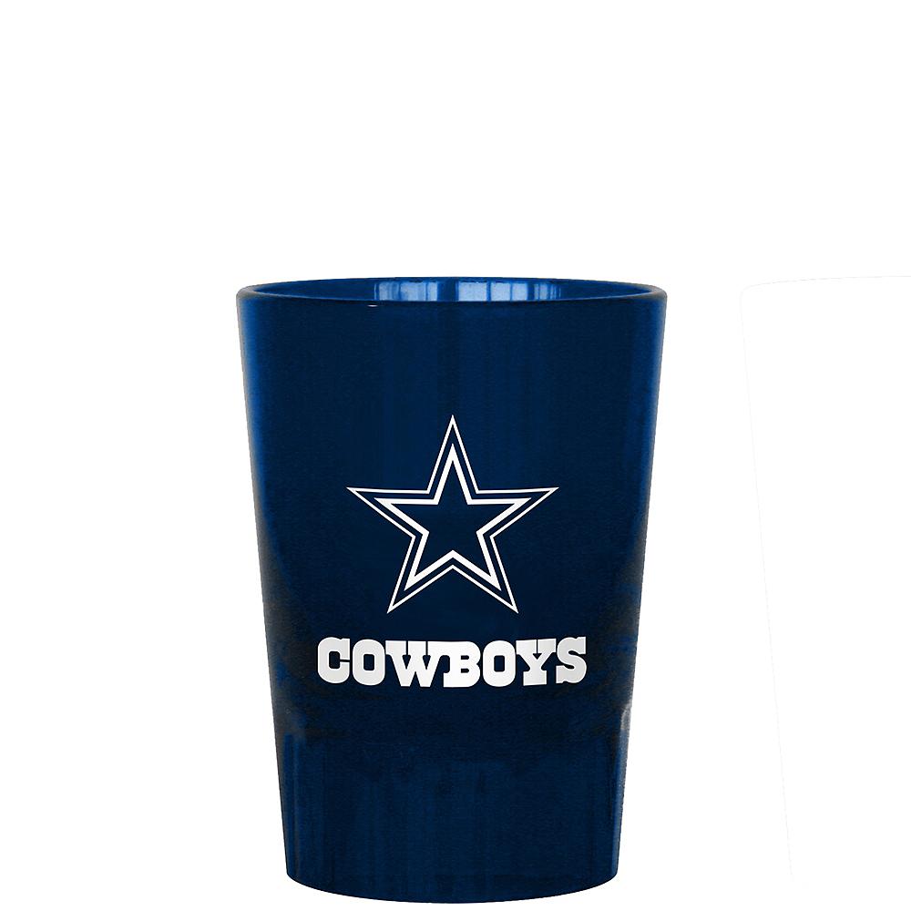 Dallas Cowboys Shot Glass Image #1