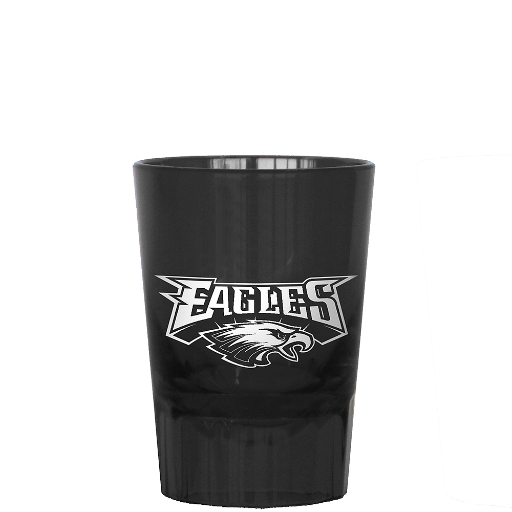 Philadelphia Eagles Shot Glass Image #1