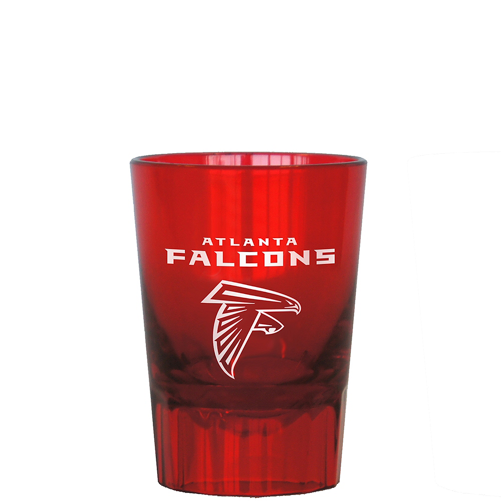 Atlanta Falcons Shot Glass Image #1