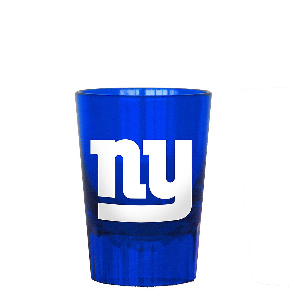 New York Giants Shot Glass Image #1