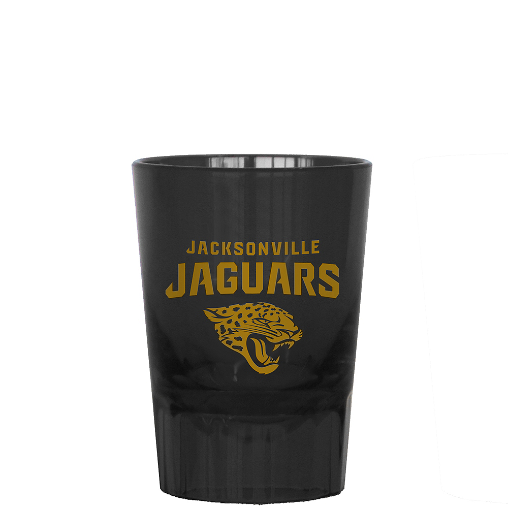 Nav Item for Jacksonville Jaguars Shot Glass Image #1