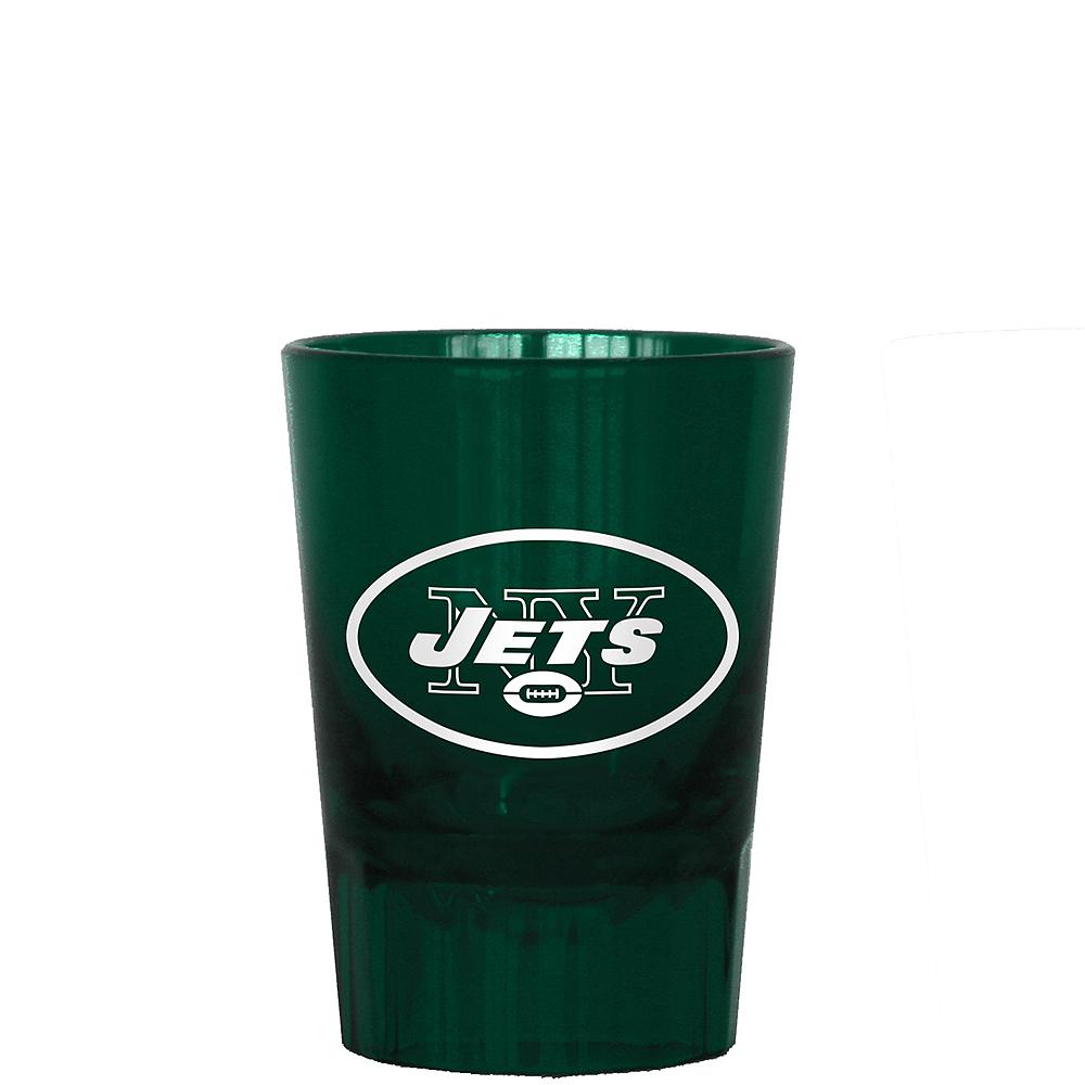 New York Jets Shot Glass Image #1