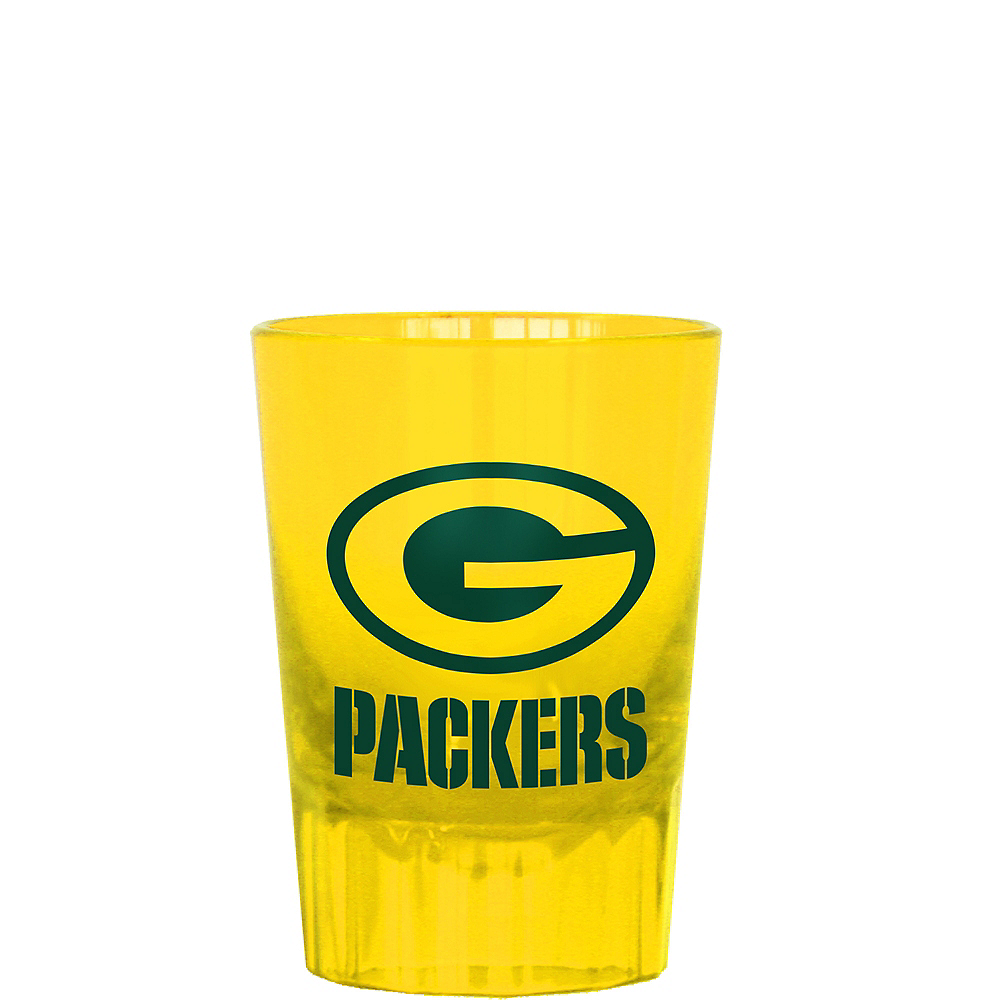 Green Bay Packers Shot Glass Image #1