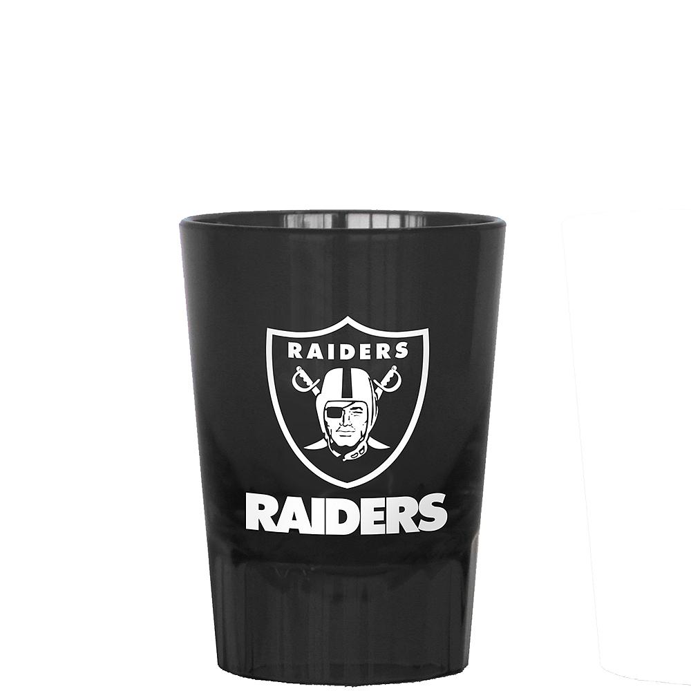 Oakland Raiders Shot Glass Image #1